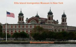 Photo of Ellis Island Immigration Museum In New York – Bluestone Holiday