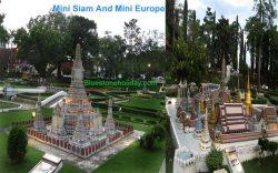 mini siam and mini europe, mini siam park, mini siam photos, mini siam images, mini siam park photos,