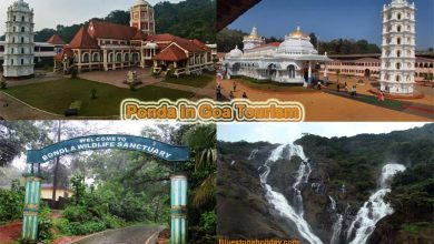 Photo of Ponda in Goa Amazing Tourist Places Attractions Waterfalls