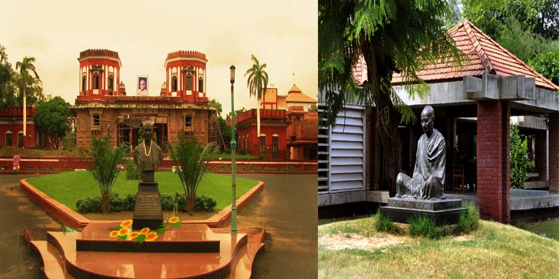Sardar Patel Memorial Museum, Gandhi Sabarmati Ashram