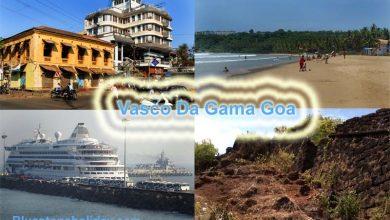 Photo of Vasco da Gama Goa Places to Visit in Beach, Ports, Gardens